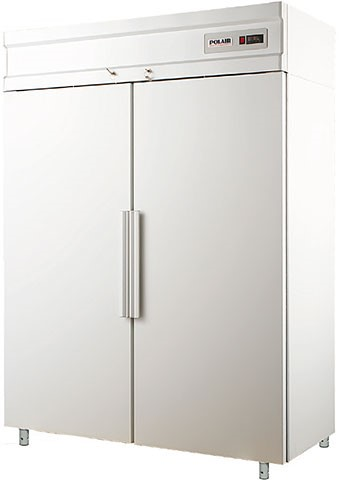Dviejų durų šaldytuvas + šaldiklis 700 + 700 litrų talpos CC214-S
