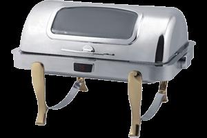 Elektrinis, šildomas furšetinis marmitas GN 1/1 PP-611 EM